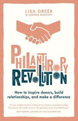 Philanthropy Revolution book cover
